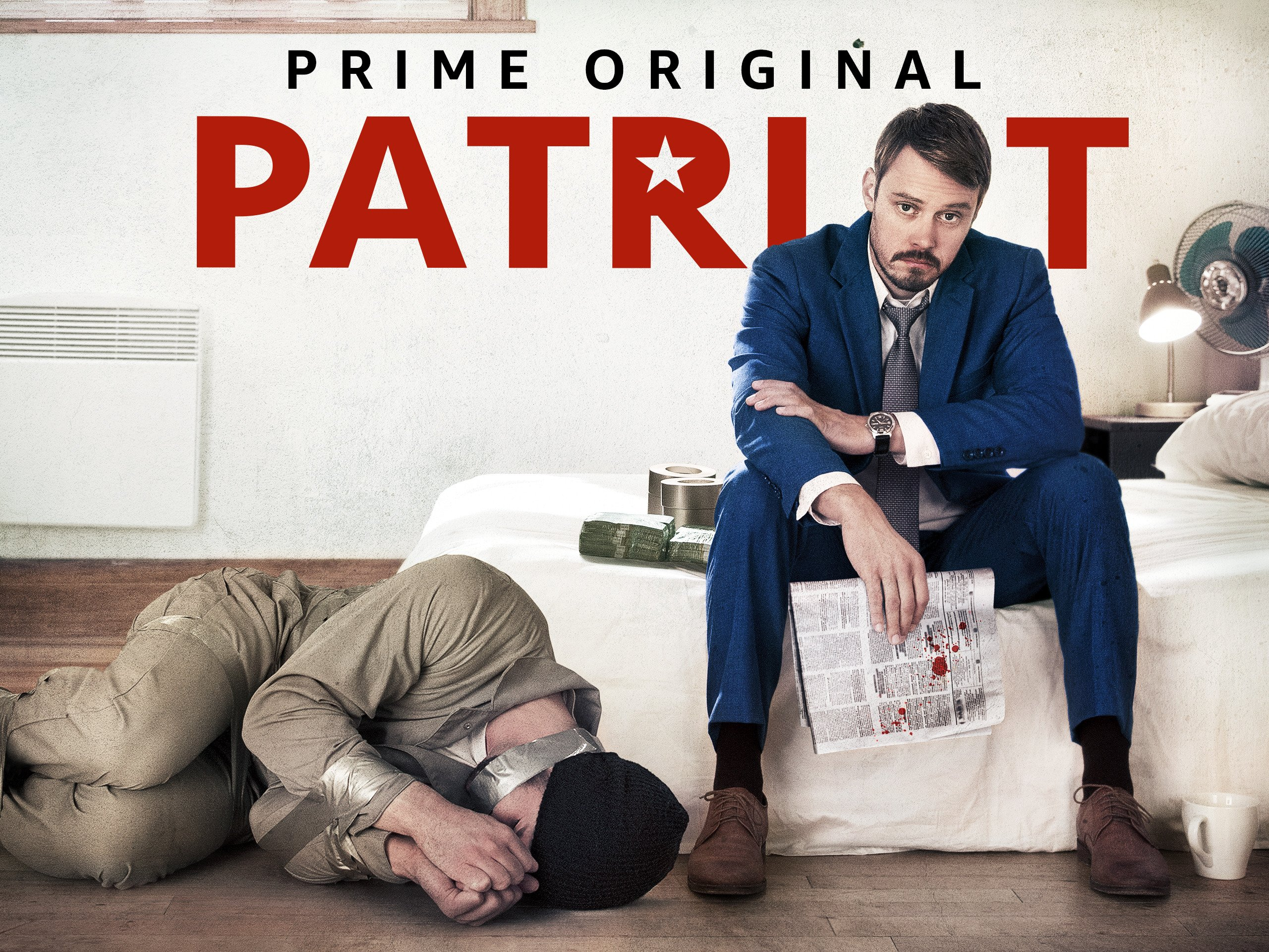 "La banalità del male tra Eichmann e la serie Amazon ""The Patriot"""