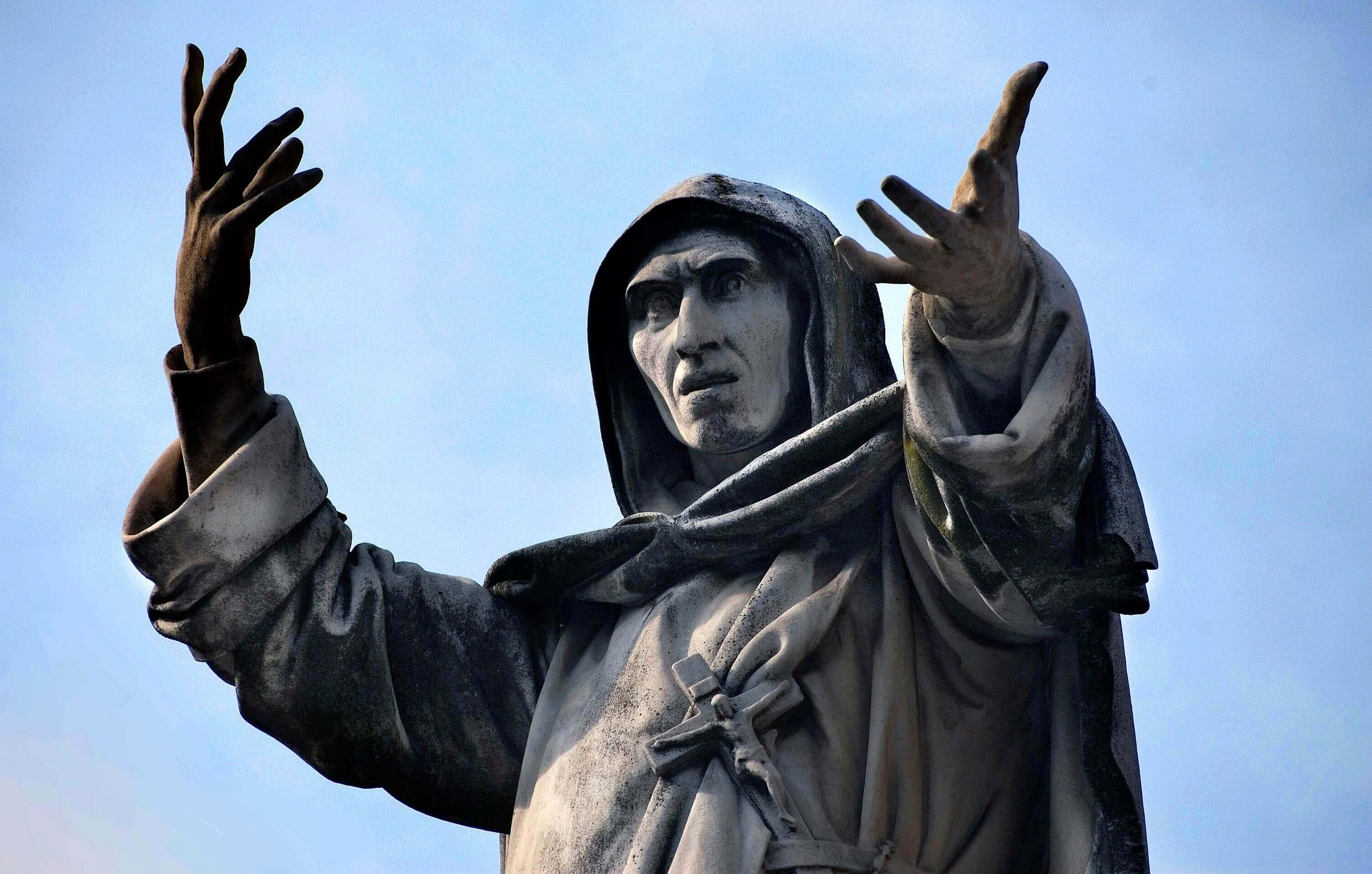Girolamo Savonarola, il fascista del rinascimento