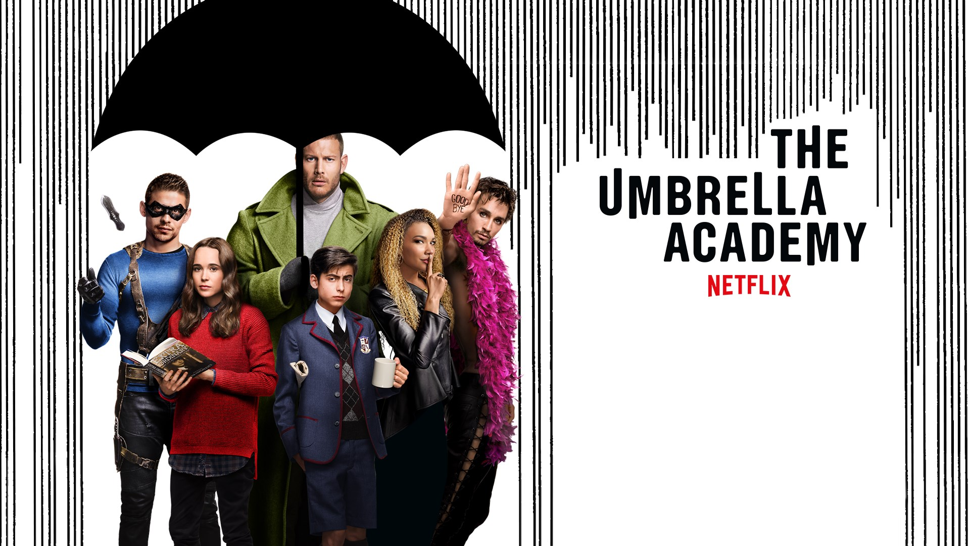 "Tra ""The Umbrella Academy"" e Dino Buzzati: il fantastico"