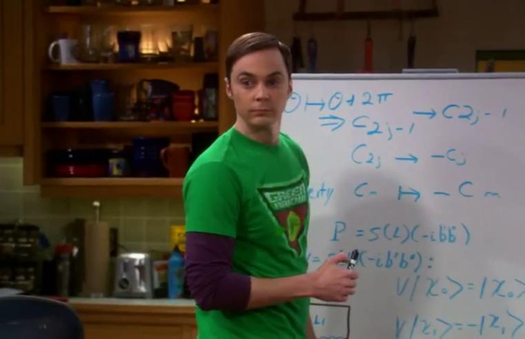 """Breaking news: il """"Chuck Norris dei numeri"""" è stato dimostrato con il """"Teorema di Sheldon"""""""