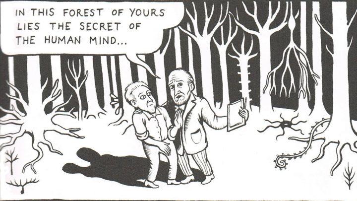Viaggio nel cervello nel fumetto 'Neurocomic' con i pionieri delle scienze neurologiche: Hodgkin e Huxley