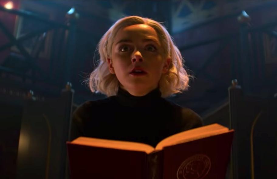 """La demonologia nel mondo delle streghe de """"Le terrificanti avventure di Sabrina"""""""