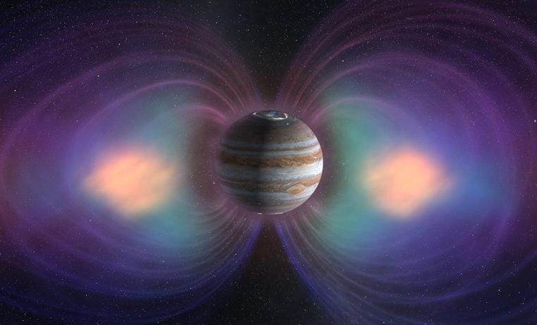 La magnetosfera di Giove: da un mistero al mezzo per capire meglio il campo magnetico terrestre