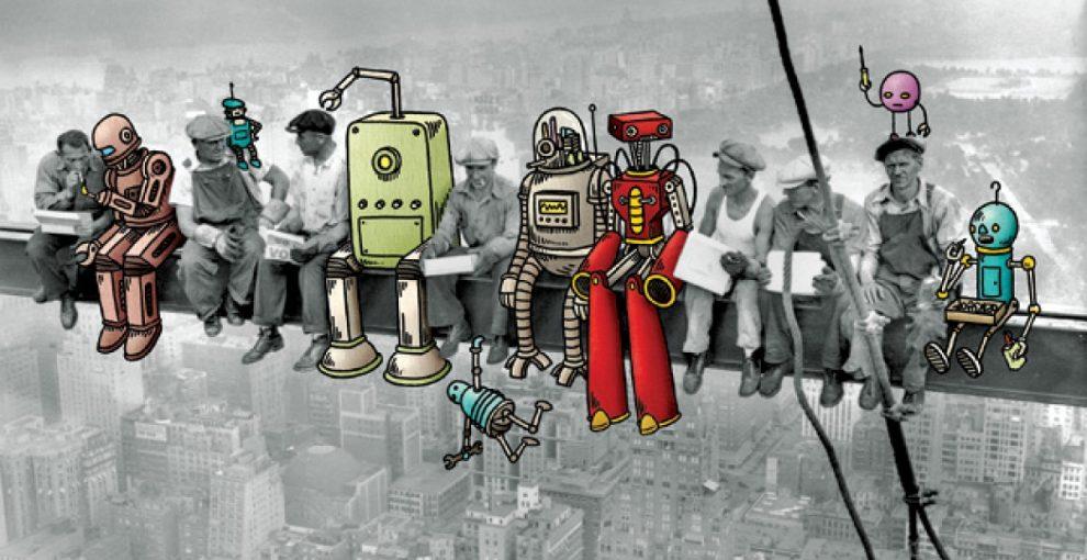 "Lewis Mumford e ""Io, Robot"" sul composto uomo-macchina: realtà o fantascienza?"