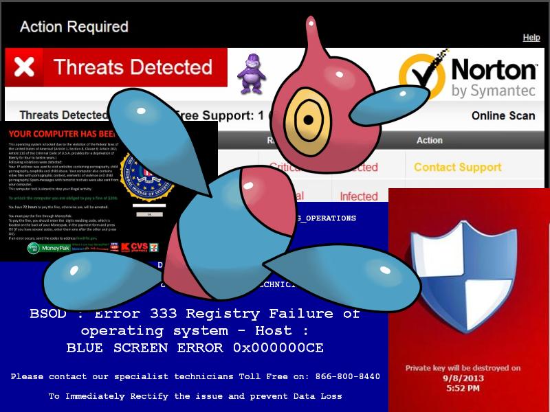 La scienza dei Pokémon pt. 3.1: Porygon-Z e i malware