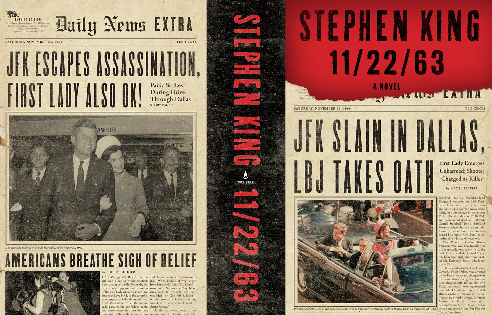 '22/11/'63': il romanzo di Stephen King ci insegna la storia immaginando di poterla cambiare