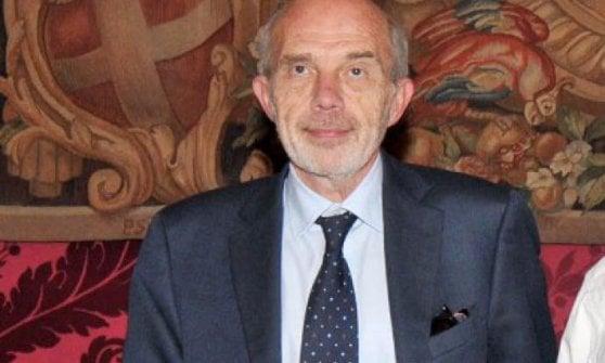 Il rettore dell'Università di Catania