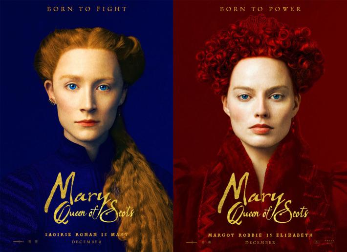 Elisabetta I e Maria Stuarda: la loro rivalità storica viene trasformata in un film