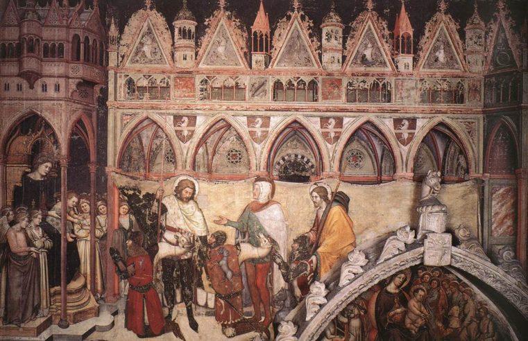 La devozione religiosa nel Medioevo: Dalla realtà storica alla saga di The Witcher