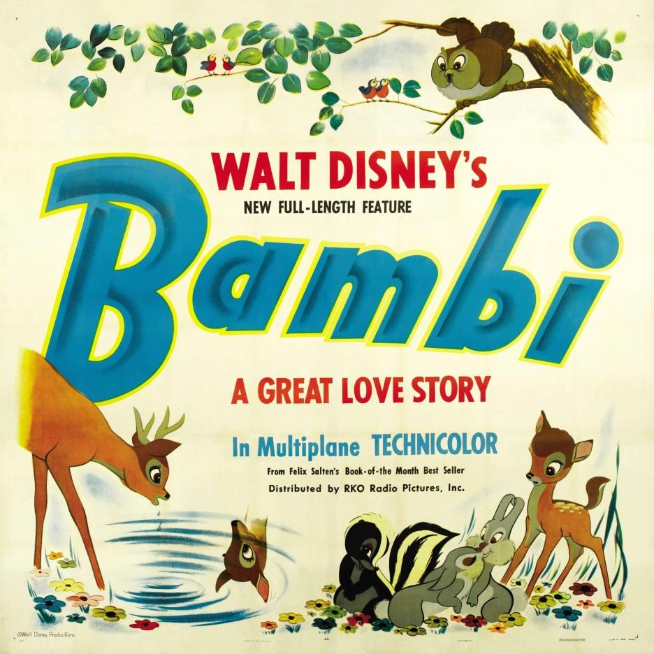 Dipinti che diventano cartoni animati: dalle tele di Franz Marc ai capolavori Walt Disney