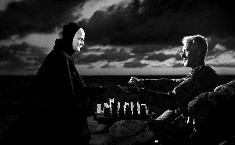 L'interrogativo sul senso della vita e della morte: Kierkegaard e Nietzsche nel Settimo sigillo
