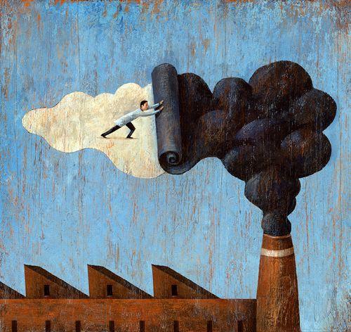 Il disastro ambientale è un problema scientifico-biologico o bisognerebbe considerarlo etico?