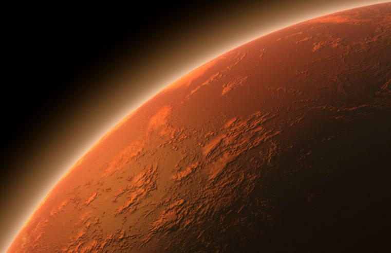 Le misteriose e affascinanti nubi di Marte sono inaspettatamente di origine meteoritica