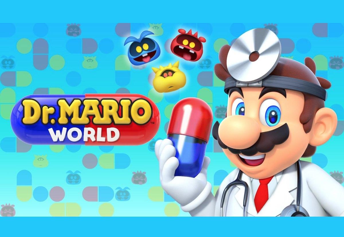Dr. Mario World: il nuovo videogioco Nintendo spiega i virus e come combatterli