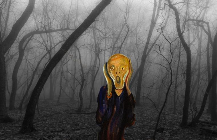Pendoli che pendono e dipendono: l'inquietudine in filosofia e nell'opera di Edvard Munch