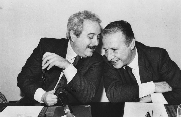 Il caso Falcone-Borsellino tramite Merini, Jovanotti e Pasolini