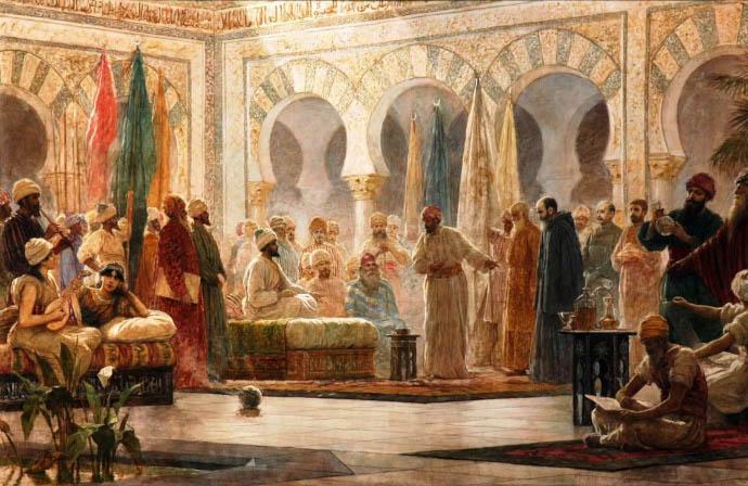 Arancine e poesia, il dialogo tra mondo arabo e mondo occidentale