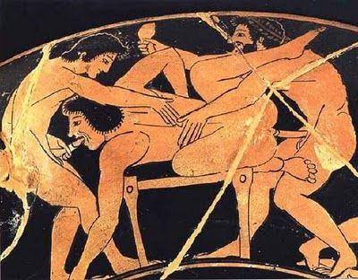 Perché l'omosessualità non è una moda: ce lo insegna l'antica Grecia di Socrate