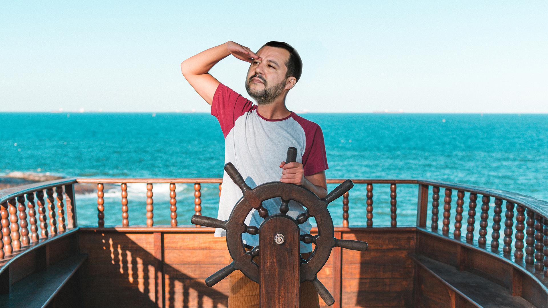 Basta incubi per Salvini: guida per far sparire gli extracomunitari e viver felici