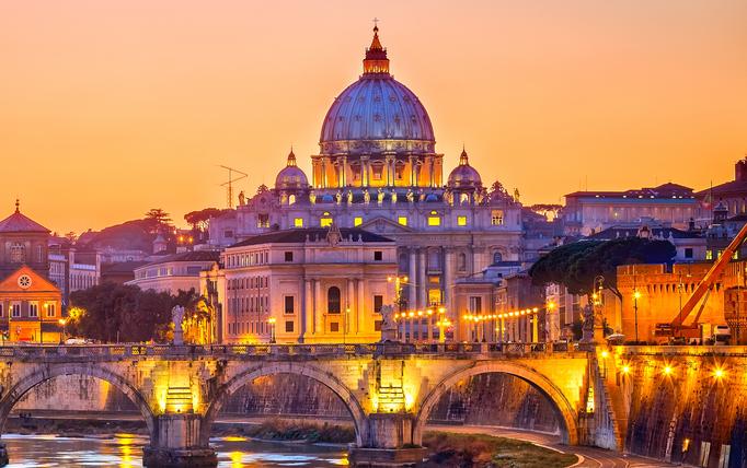 Poesia per Roma: la magnificenza della città eterna da Goethe a Ultimo