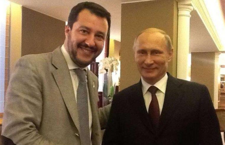 La lega è finanziata da soggetti vicini al Cremlino ? Quando nascono i cosiddetti oligarchi?