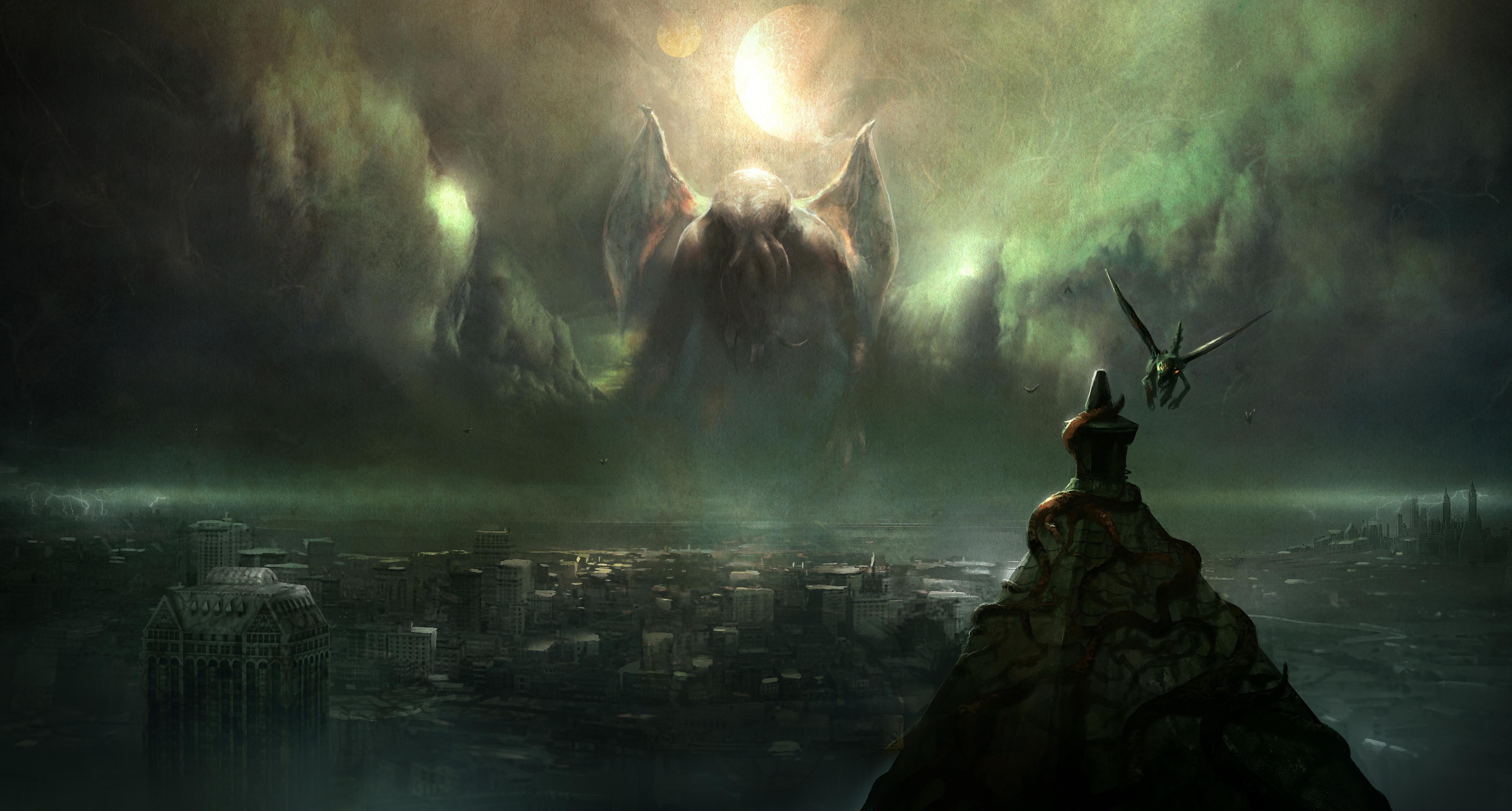 La filosofia di H.P. Lovecraft, tra nichilismo, cosmicismo e indifferenza cosmica