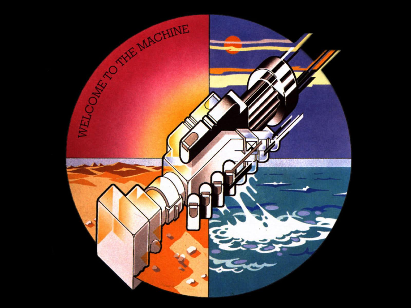 Welcome to the machine: l'alienazione e l'uomo massa nei Pink Floyd e nel primo '900
