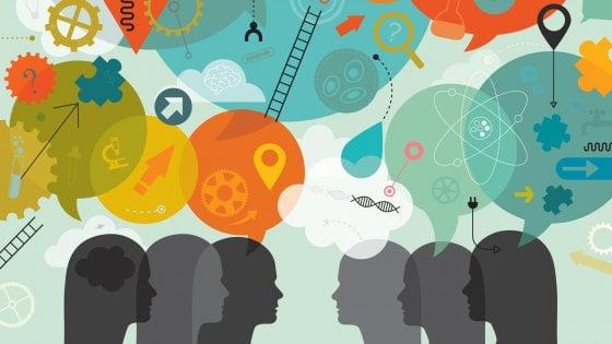 Chomsky, Piaget, Vygotskij e l'importanza del linguaggio: 7 parole che uniscono il mondo