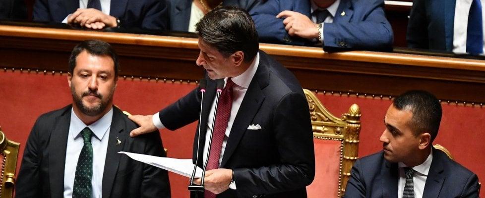 La retorica nel discorso di Conte: come le tecniche latine tornano oggi in Senato