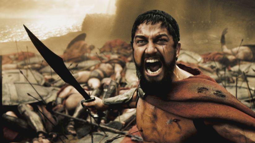 300: l'ira come messaggero dell'ingiustizia o debolezza interiore.Tra Aristotele e Seneca.
