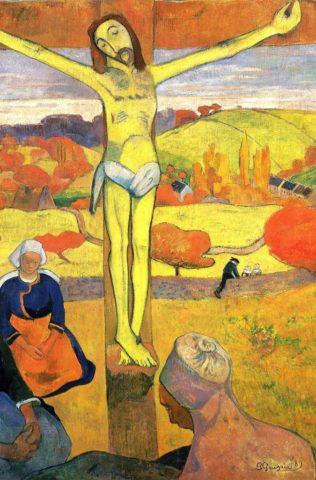 ''Cristo Giallo'' di Paul Gauguin