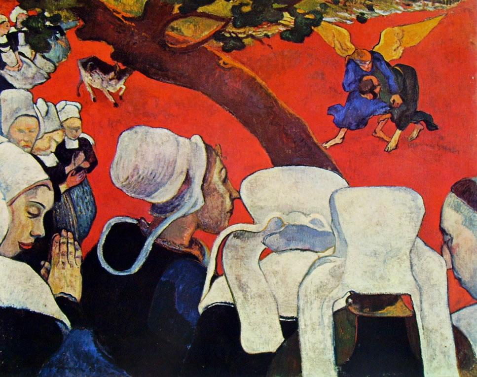 L'alterazione cromatica della realtà: dalla pittura di Paul Gauguin al daltonismo