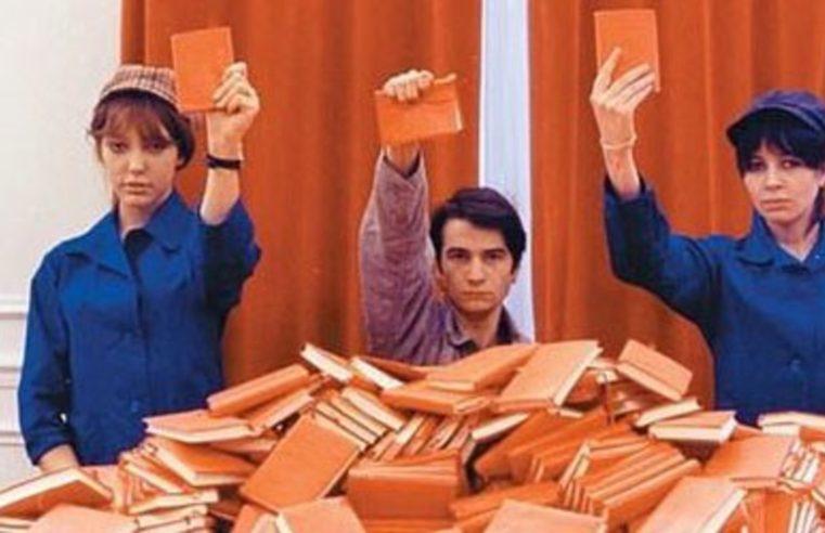 """Quella strana epoca che scombussolò il mondo: il sessantotto rappresentato nel film """"la chinoise"""" di Godard"""
