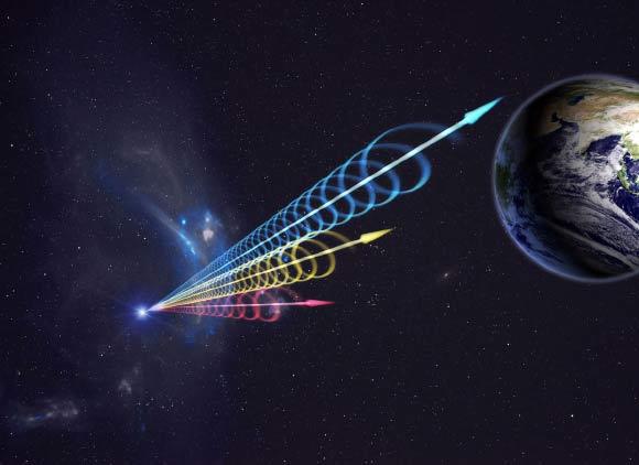 SOS alieno? Rilevati con stupore otto misteriosi lampi radio veloci dallo spazio profondo
