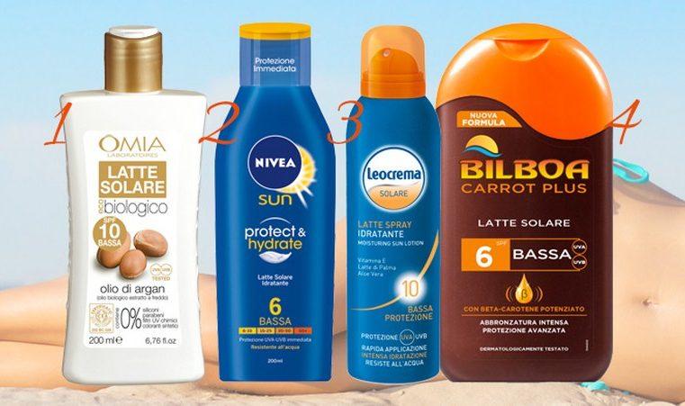 Quando la melanina non basta ci pensano i filtri solari a proteggerci da raggi UV