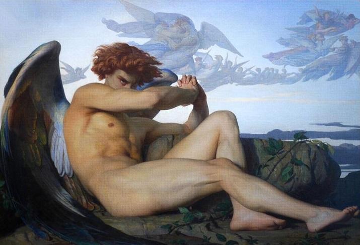 Lucifero è il paladino della libertà e John Milton lo dimostra in Paradise Lost