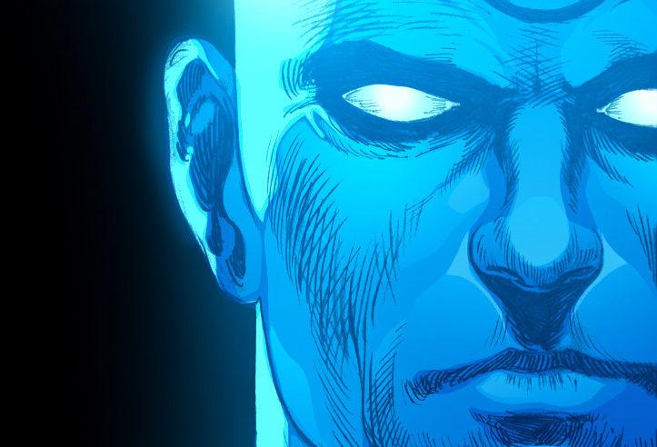 Watchmen: il dottor Manhattan, scopritore della durata bergsoniana