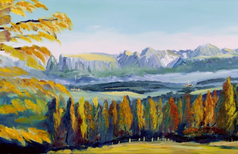Estate in montagna: per Gautier una bellezza inutile, per gli Avengers e Heidi un'utilità bella