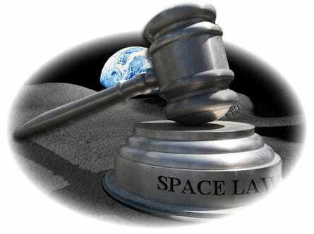 Primo crimine della storia commesso nello spazio. Come funziona la legge tra le stelle?