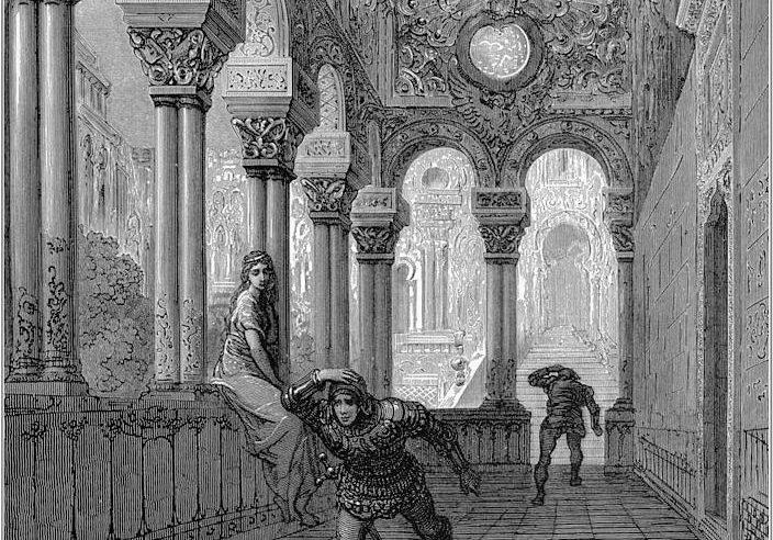Il palazzo di Atlante dell'Ariosto è la rappresentazione dell'insoddisfazione umana