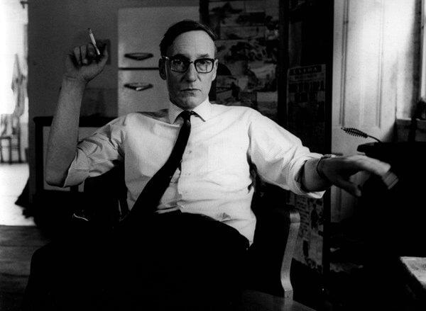 Esegesi dell'opera di William Burroughs in due omicidi: la poetica del rimorso