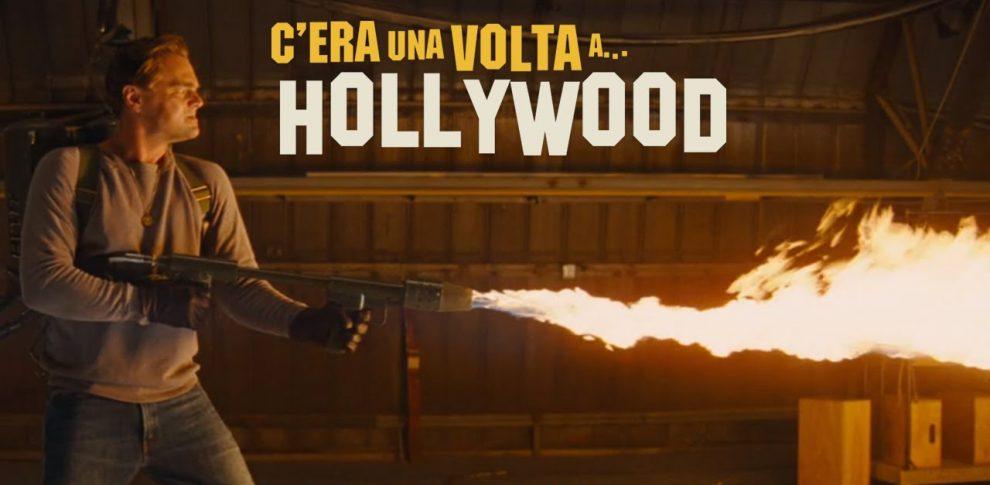C'era una volta a…Hollywood: quando la storia del cinema torna sul grande schermo