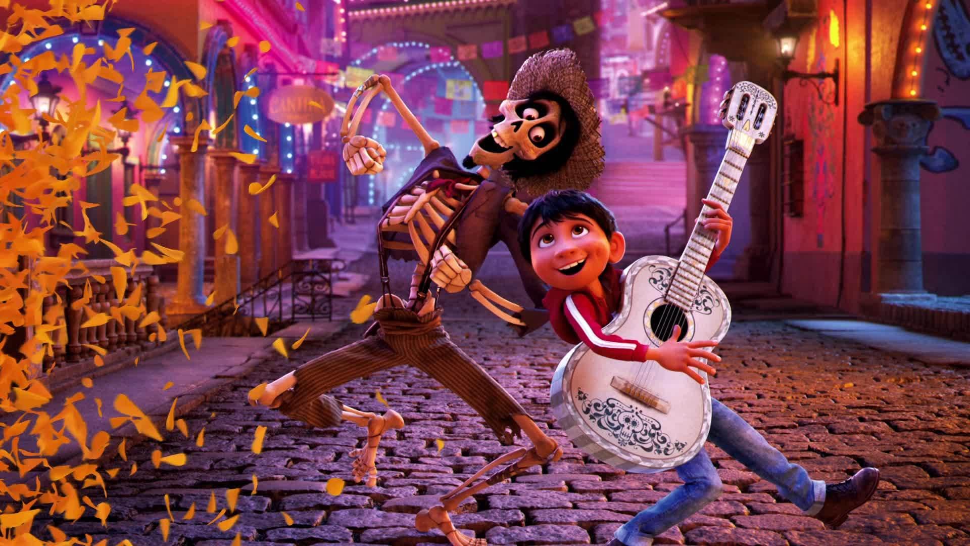 L'esperienza negli inferi raccontata da Orfeo e Miguel del film Disney Coco
