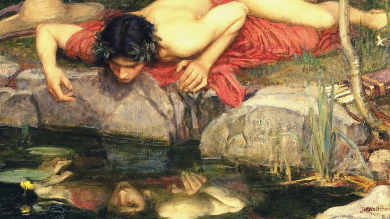 Se Narciso fosse vissuto al giorno d'oggi avrebbe avuto un profilo Instagram pieno di selfie