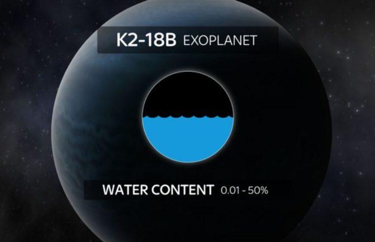 Scoperta acqua su un nuovo esopianeta grazie allo spettroscopio di Hubble