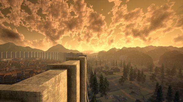 Maria, Rose, Sina: le mura di Attack on Titan per resistere all'assedio