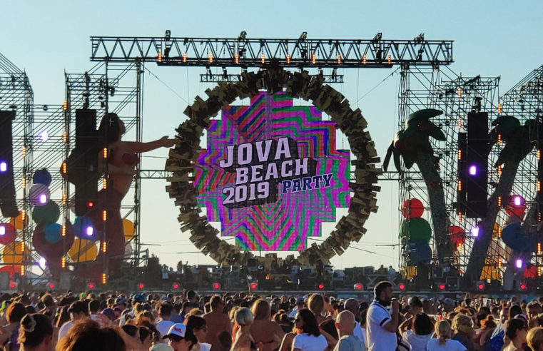 L'eredità del Jova Beach Party raccolta da The Ocean Cleanup: ripulire gli oceani dalla plastica