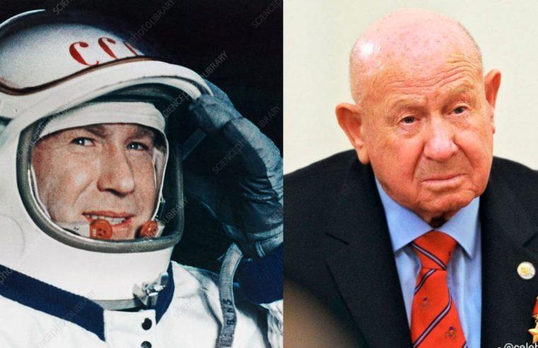 È morto Leonov: il primo uomo a mettere piede nel vuoto dello spazio