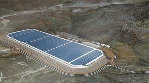 Come apparirà Gigafactory una volta ultimata, sarà uno degli stabilimenti più grandi al mondo