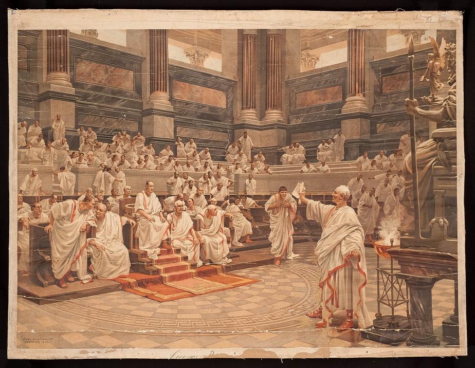 I diversi volti dell'oratoria attraverso le epoche : Cicerone, Gabriele D'Annunzio e Diego Fusaro
